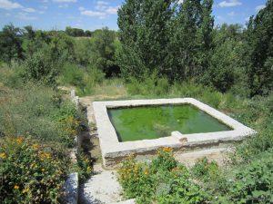 Antiguo lavadero en Quintanilla de Arriba