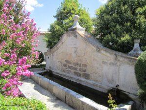 Durius Aquae; fuente de Los Machos