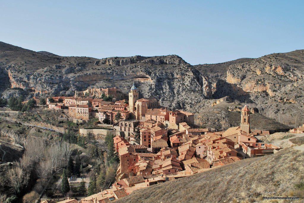 Durius Aquae. El Guadalaviar a su paso por Albarracín