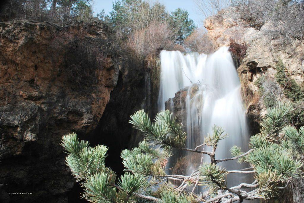 Durius Aquae. Cascada Batida en el río de la Fuente del Berro