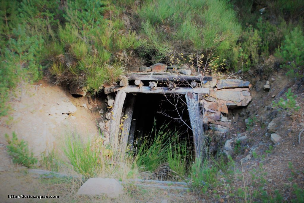 Durius Aquae, minas de Cerracín