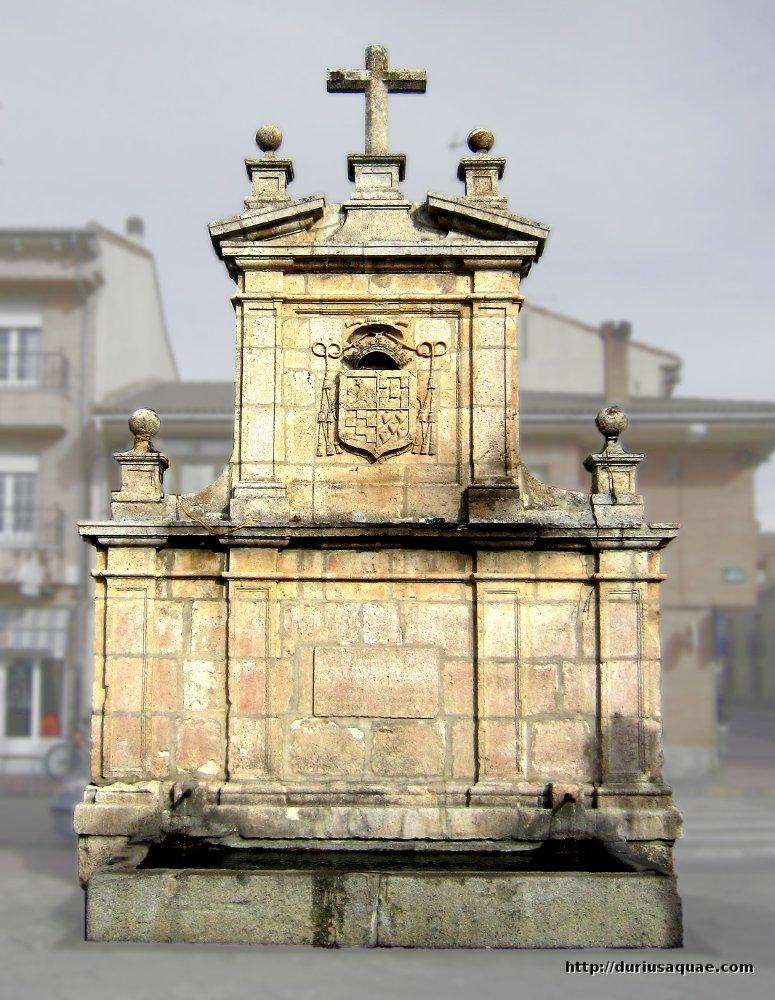 Durius Aquae. Nava de la Asunción, Caño del Obispo