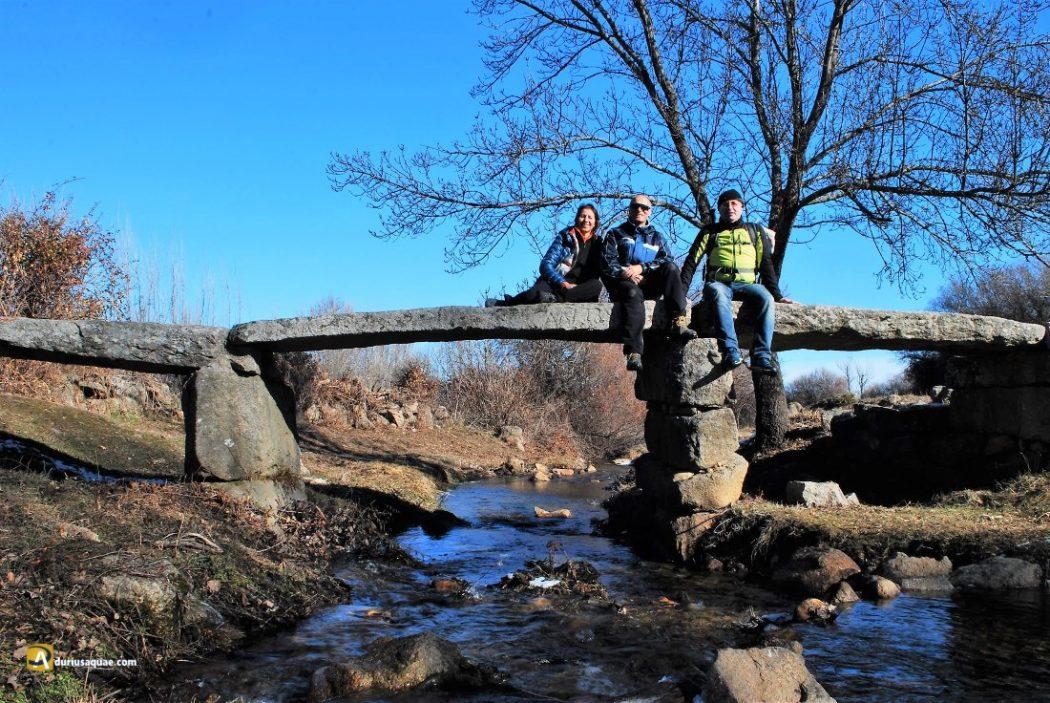 Durius Aquae: Puente de Muñico -1893- aunque de aspecto megalítico