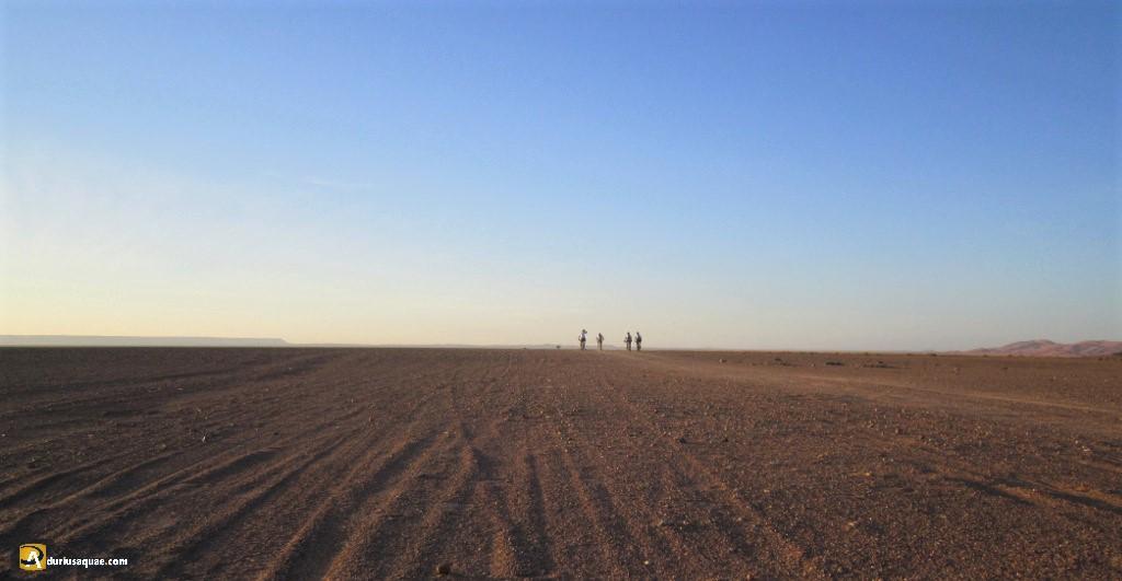 """Durius Aquae: Ruta por el Sahara con los amigos de """"Pedales sin Fronteras"""", ¡saludos compañeros!"""