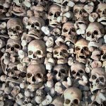 La muerte en Torozos. Osario de Wamba, Valladolid
