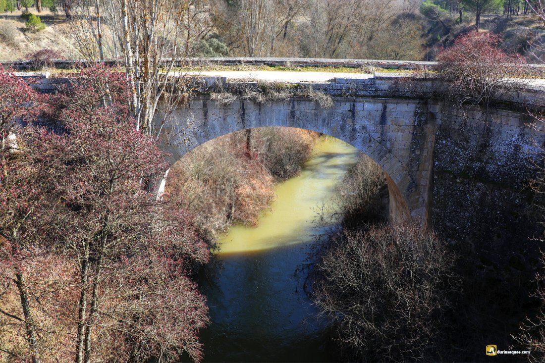 Durius Aquae: Puente del Pino en Mata de Cuellar
