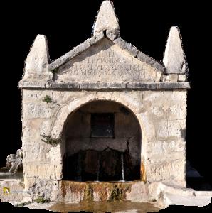 Durius Aquae, la fuente de San Pelayo