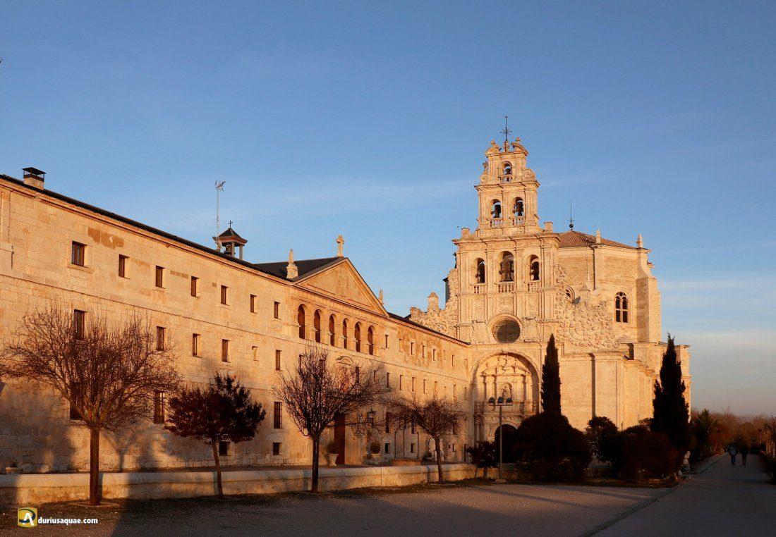 Durius Aquae. Podría haber un nombre mejor para un monasterio del Duero: La Vid