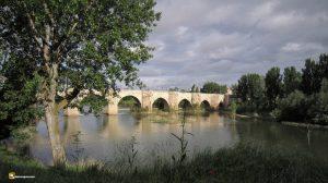 Durius Aquae, puente de Tariegos de Cerrato