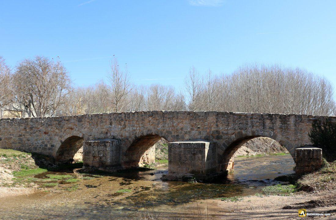 Durius Aquae, puente romano de Coruña del Conde
