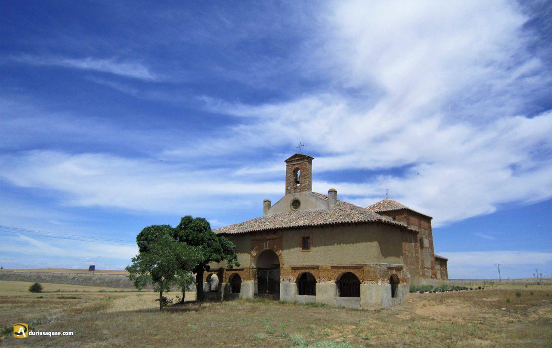 Durius Aquae: ermita de la virgen del Río en Villada