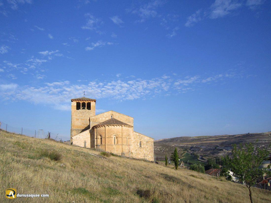 Durius Aquae: Iglesia en Fuentidueña