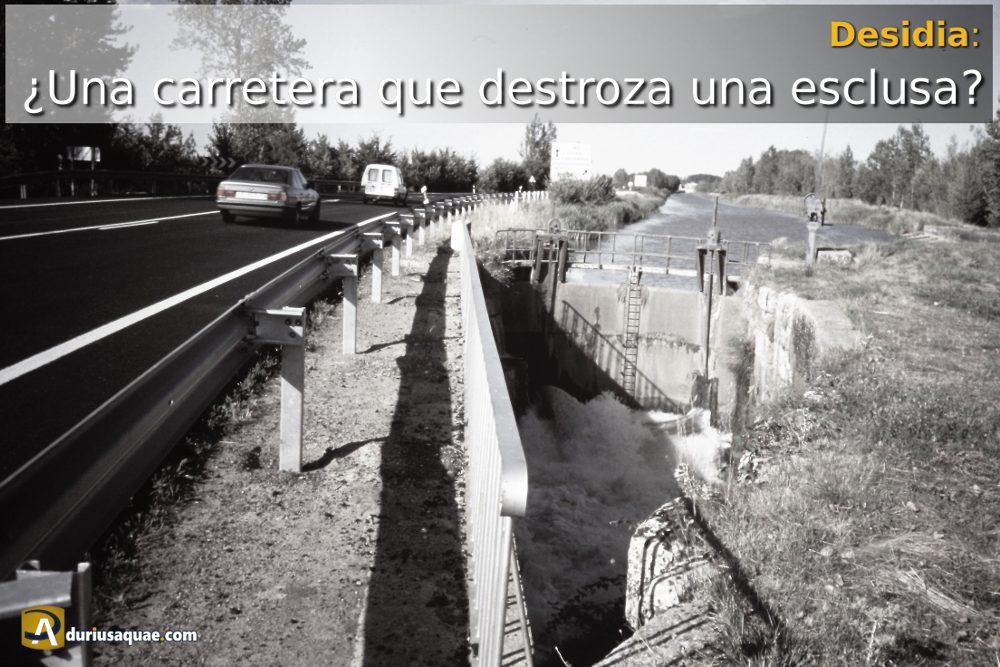 Durius Aquae: Desidia en el Canal de Castilla