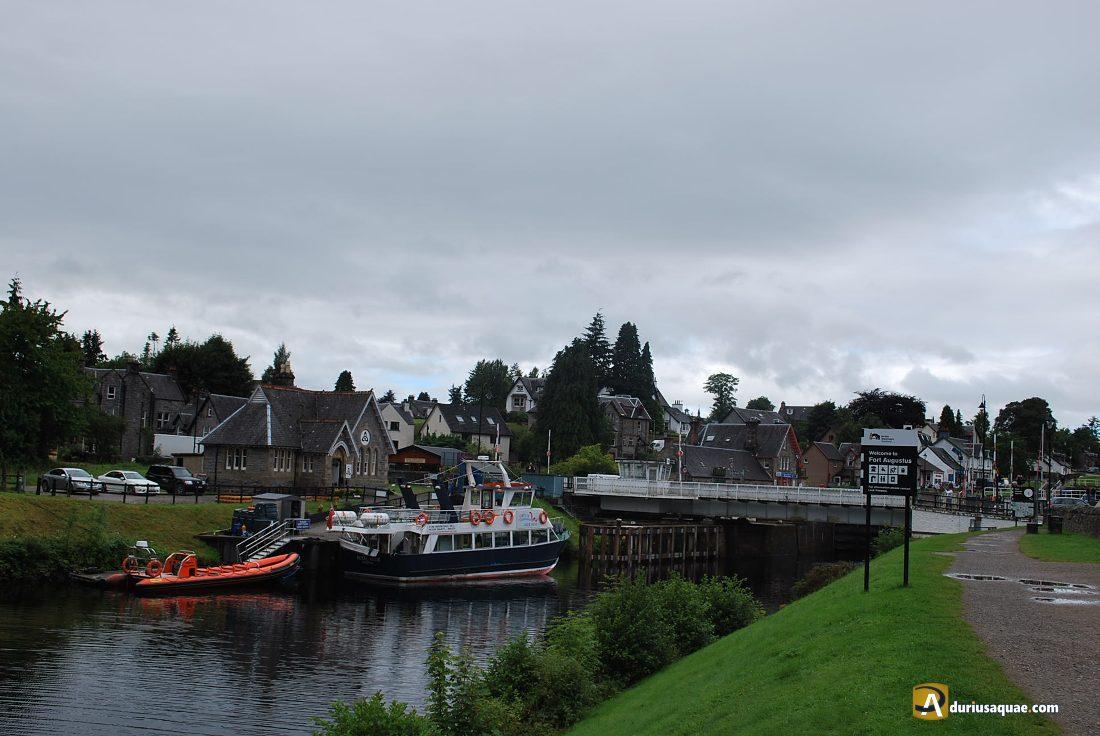 Durius Aquae: Caledonian Canal