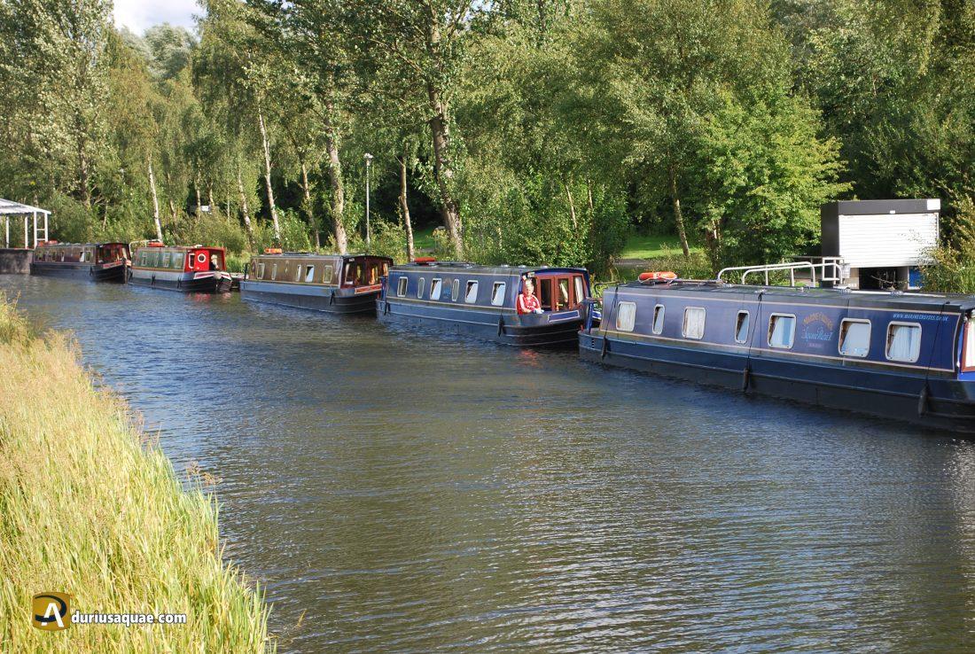 Durius Aquae: Union Canal