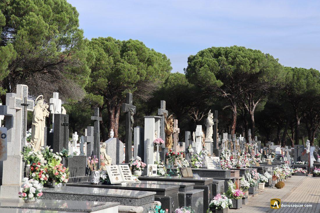 Durius Aquae: cementerio de Puenteduero