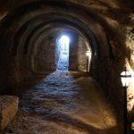 Bodega tradicional en Castrillo de Duero