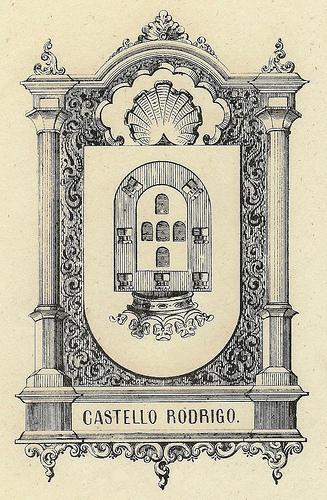 Antiguo escudo de Castelo Rodrigo
