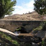 """Puente """"romano"""" sobre el Botijas"""