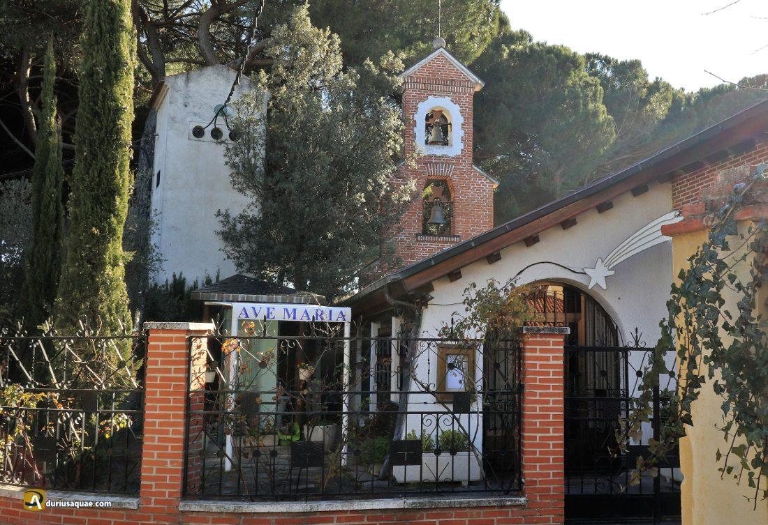 Durius Aquae: Iglesia de San Antonio, Pinar de Antequera