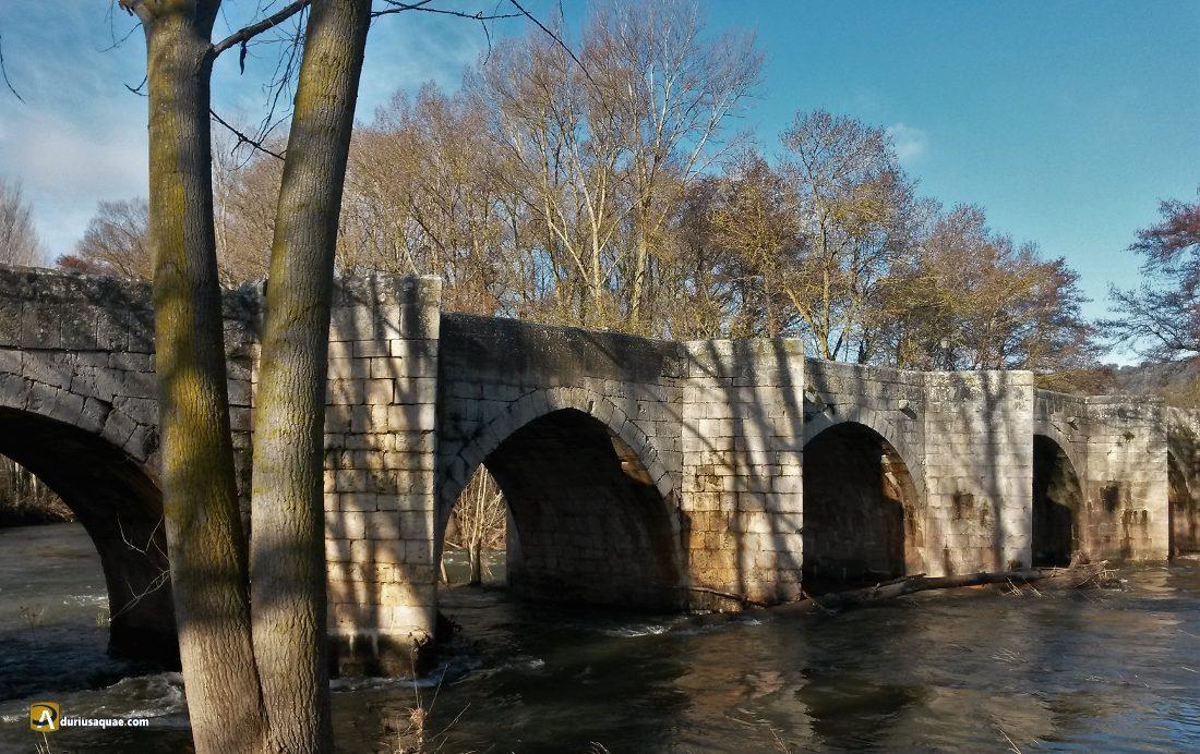 Durius Aquae: El puente que da nombre a una gran localidad: Quintana del Puente