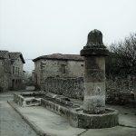 Fuentes: Olleros del Pisuerga, fuente pene