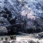 Soria: Ermita de San Saturio junto al Duero