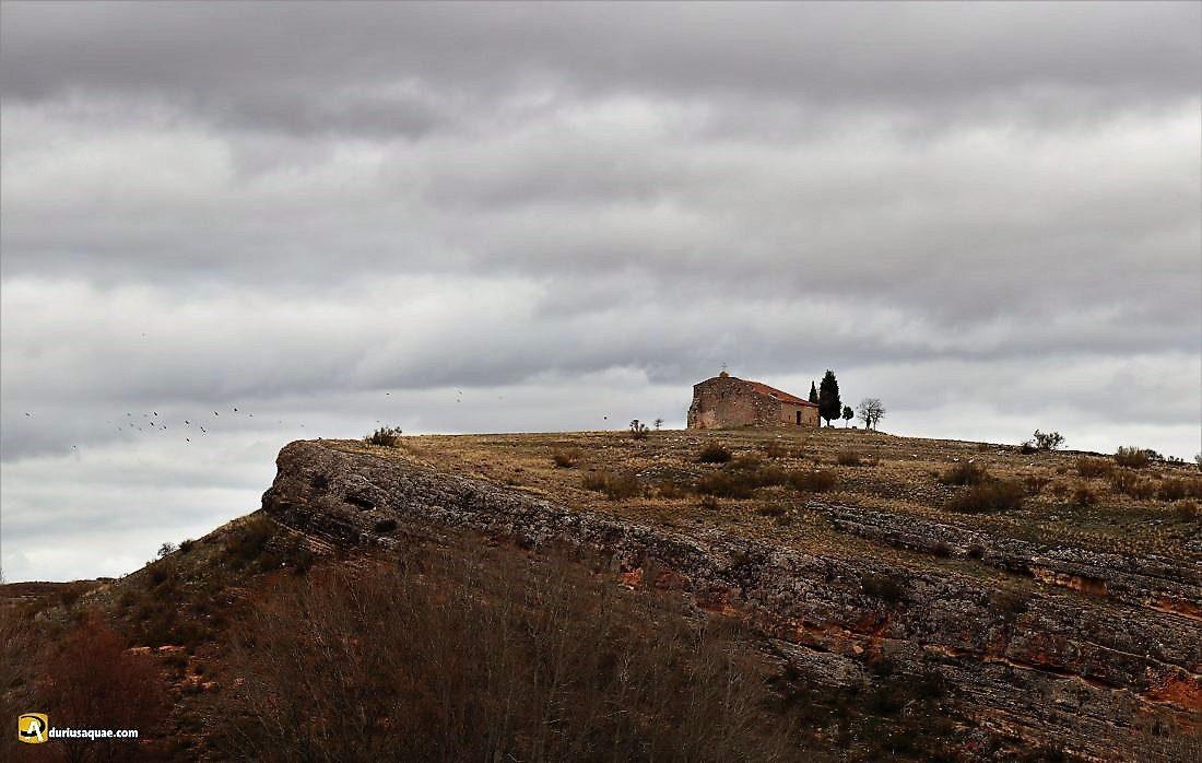 Durius Aquae: Cerro Tormejón y su ermita