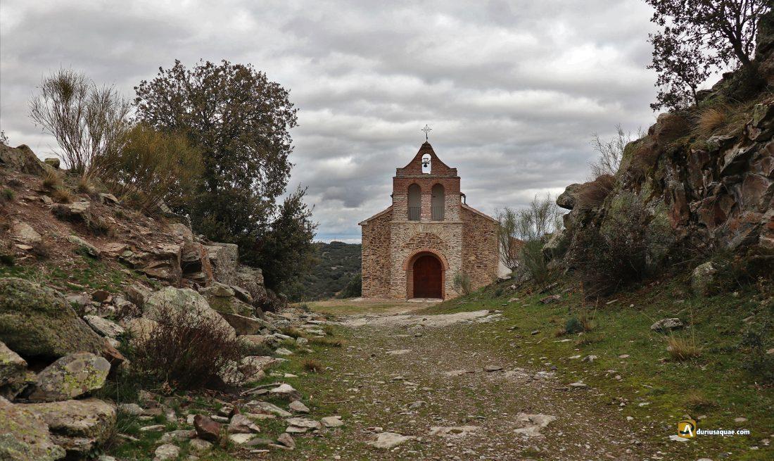 Durius Aquae: Ermita del Castillo. Mucho antes que ella ya hubo aqui una ciudad...