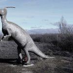 Soria y los dinosaurios