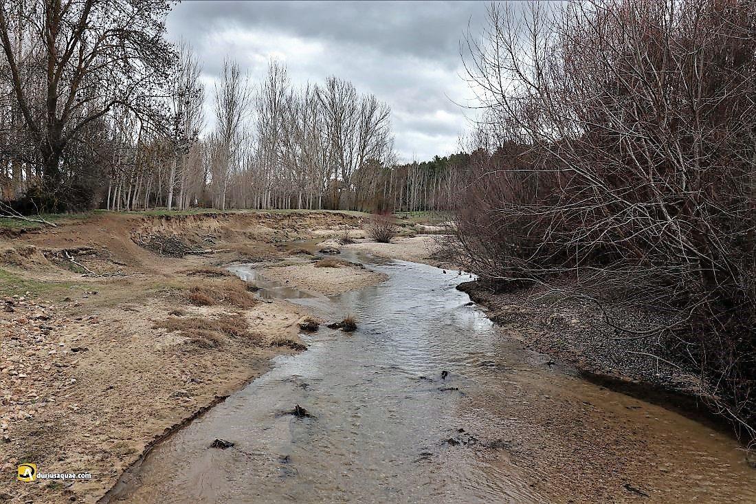 Durius Aquae: El río Moros baja con cierta alegría