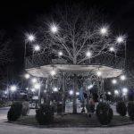 Alameda de Cervantes: Árbol de la Música