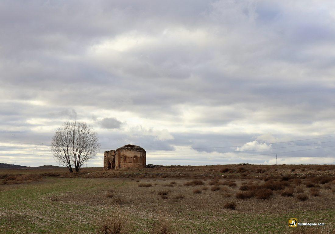 La Campiña Segoviana y la ermita de Santa Inés...¡de 1200!