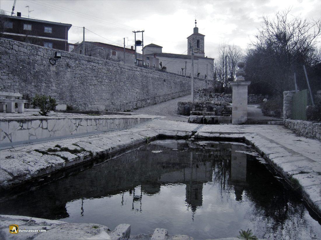 Durius Aquae: Caños y lavadero de Torrescárcela
