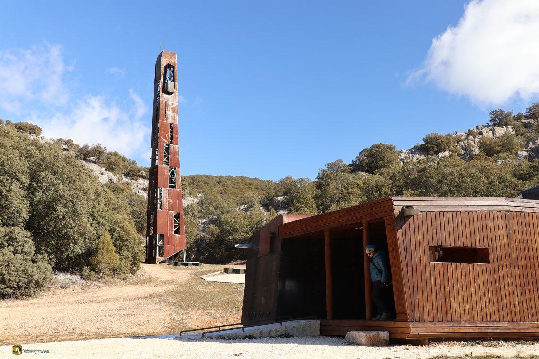 Durius Aquae: Vanguardista ermita de San Olav