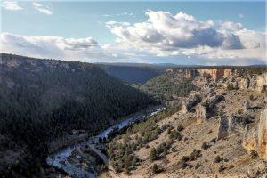 Durius Aquae: Cañón del río Lobos