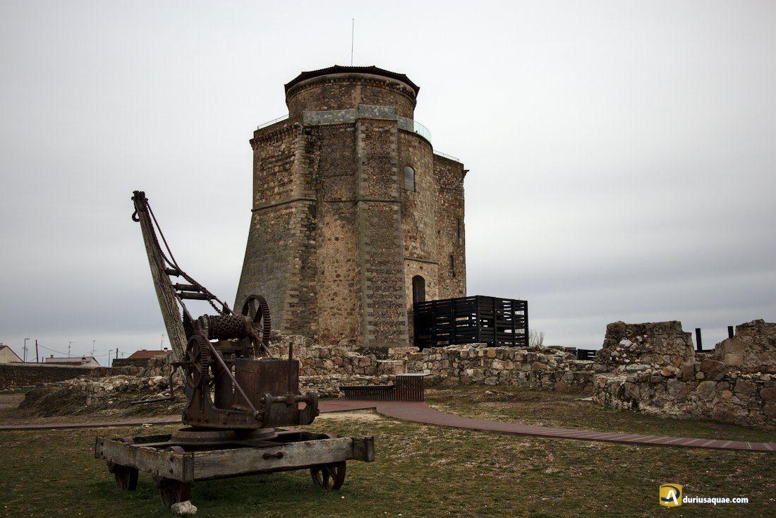 Durius Aquae: Castillo de Alba de Tormes