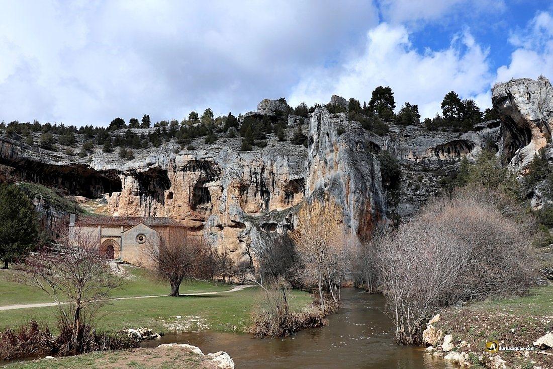 Durius Aquae: ermita de san Bartolomé