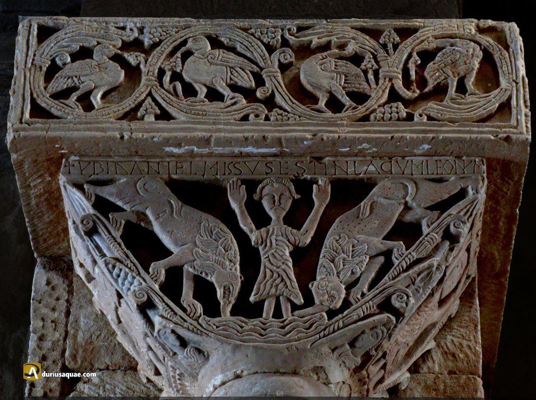 Capitel de San Pedro de la Nave