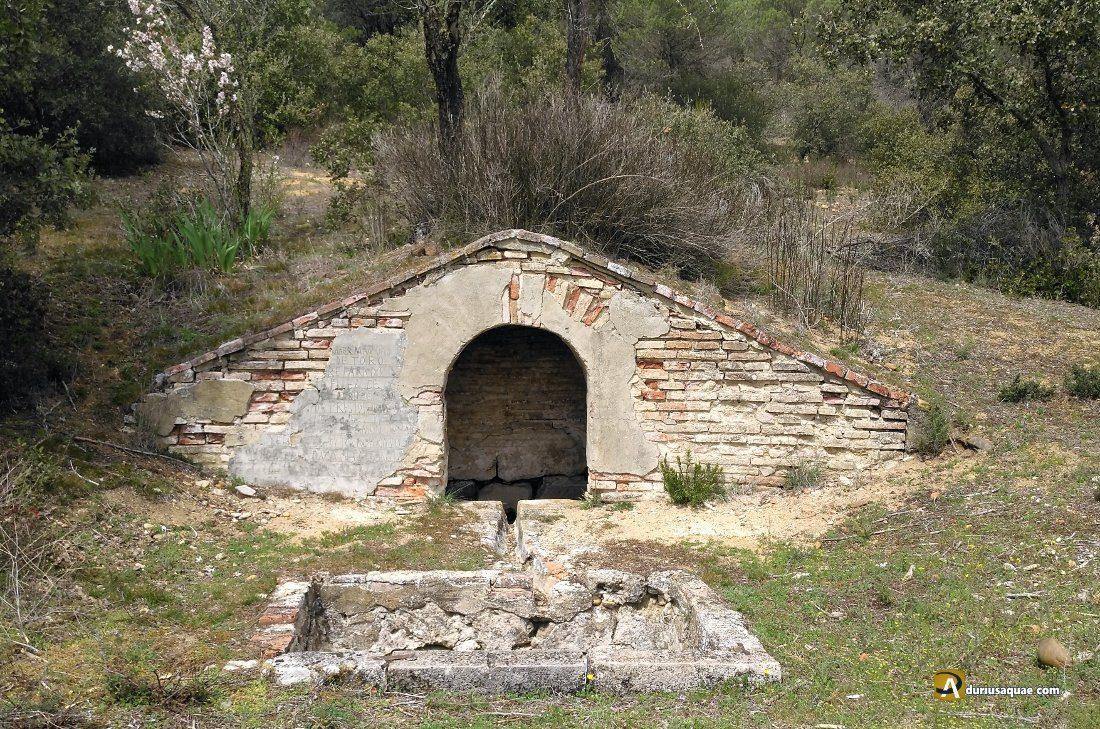Durius Aquae,Fuente Nicomedes