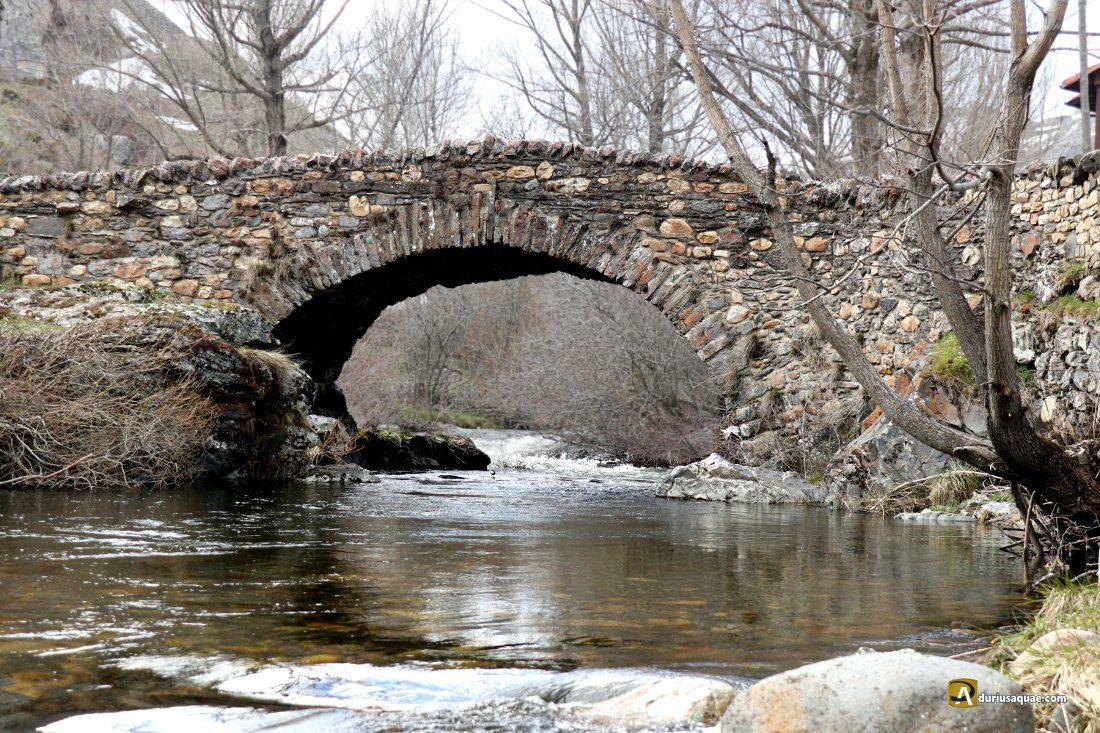 Durius Aquae: La puente de Arriba de Cerulleda