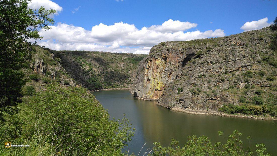 Durius Aquae: El río desde Miranda do Douro