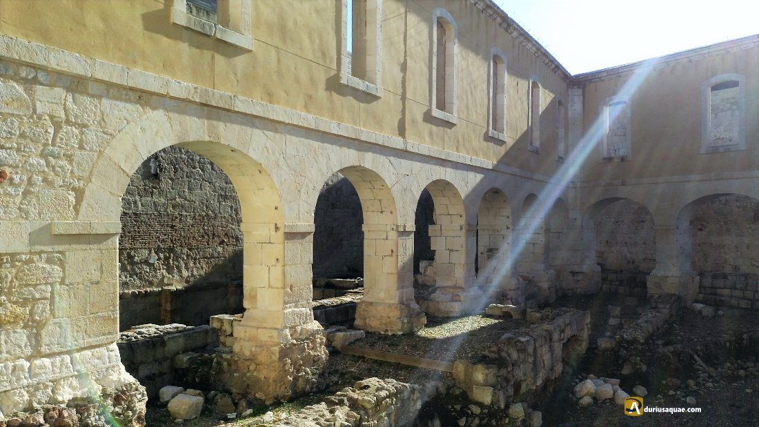 Durius Aquae: Castillo de Zamora