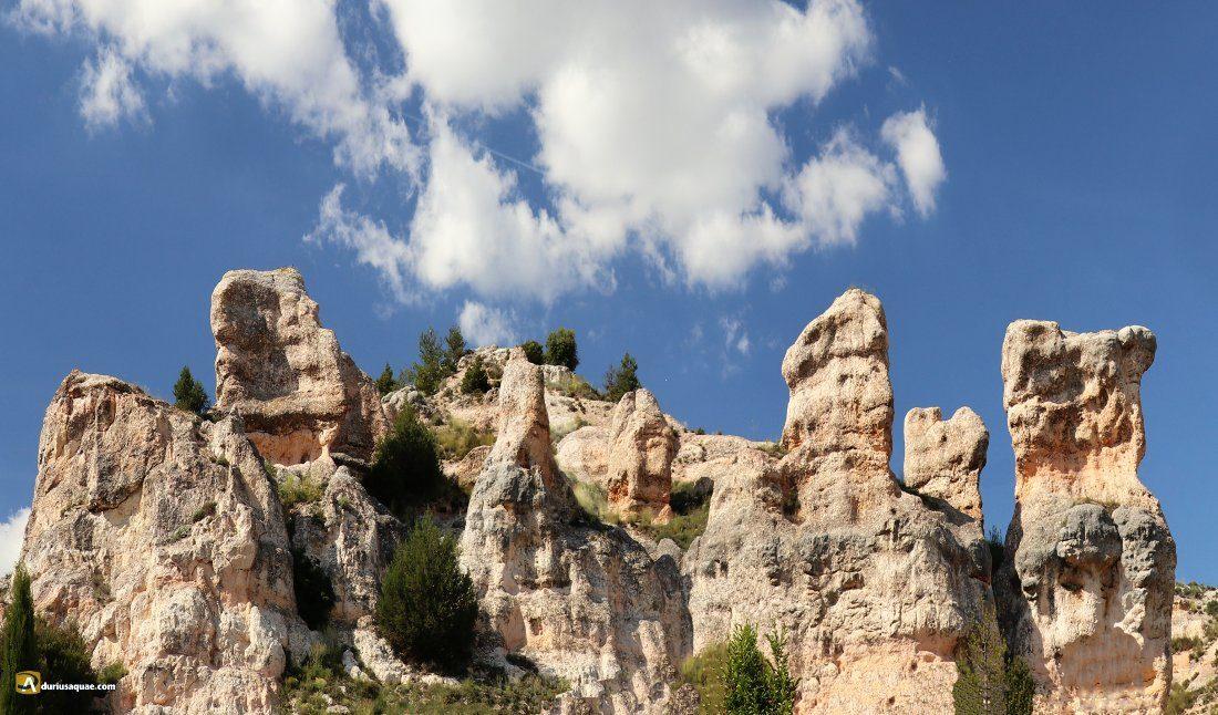 Durius Aquae: Caprichos geológicos en Langa de Duero