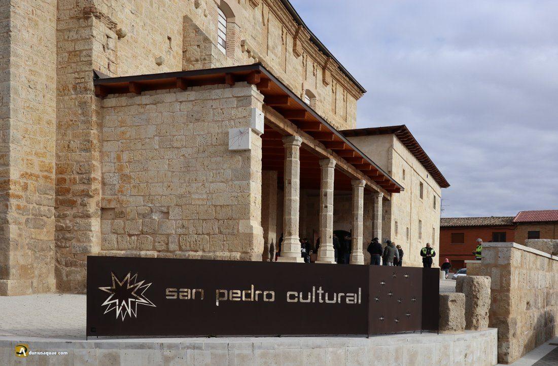 Durius Aquae: San Pedro un espacio dedicado a la astronomía