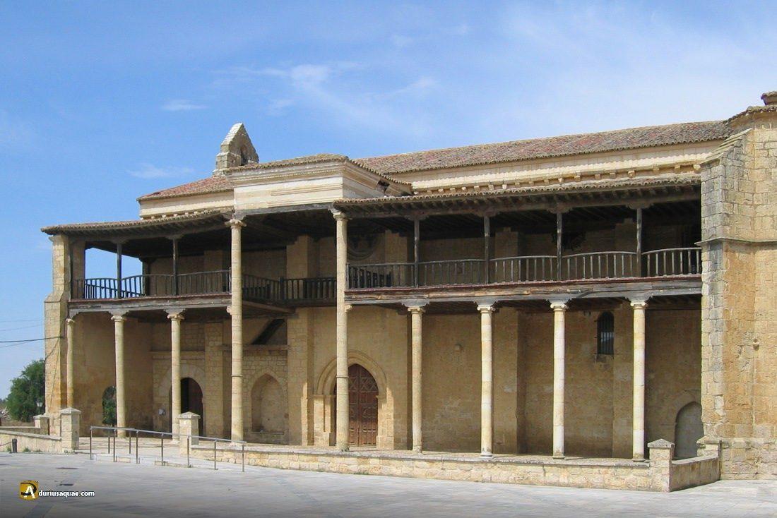 Durius Aquae: iglesia de santa María, museo de Arte Sacro