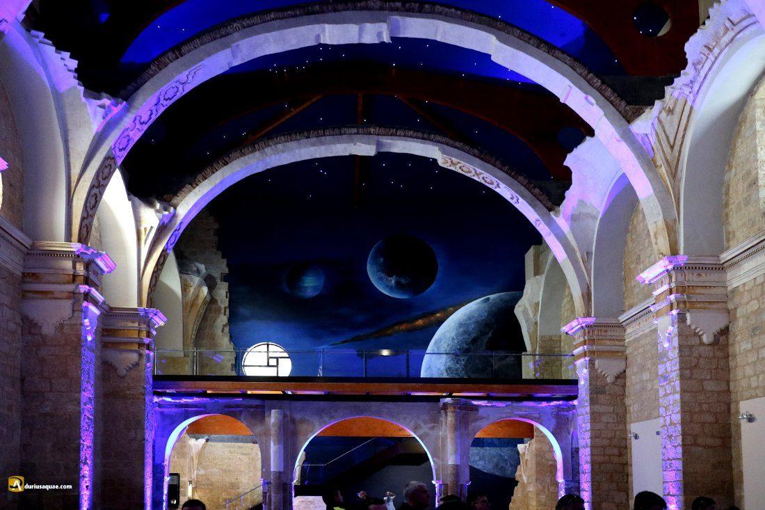 Durius Aquae: iluminación de San Pedro Cultural