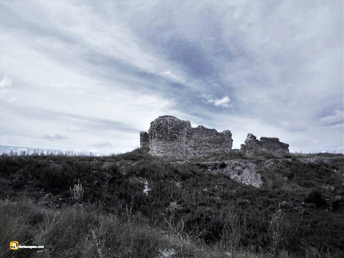 Durius Aquae: Restos del monasterio de Oreja
