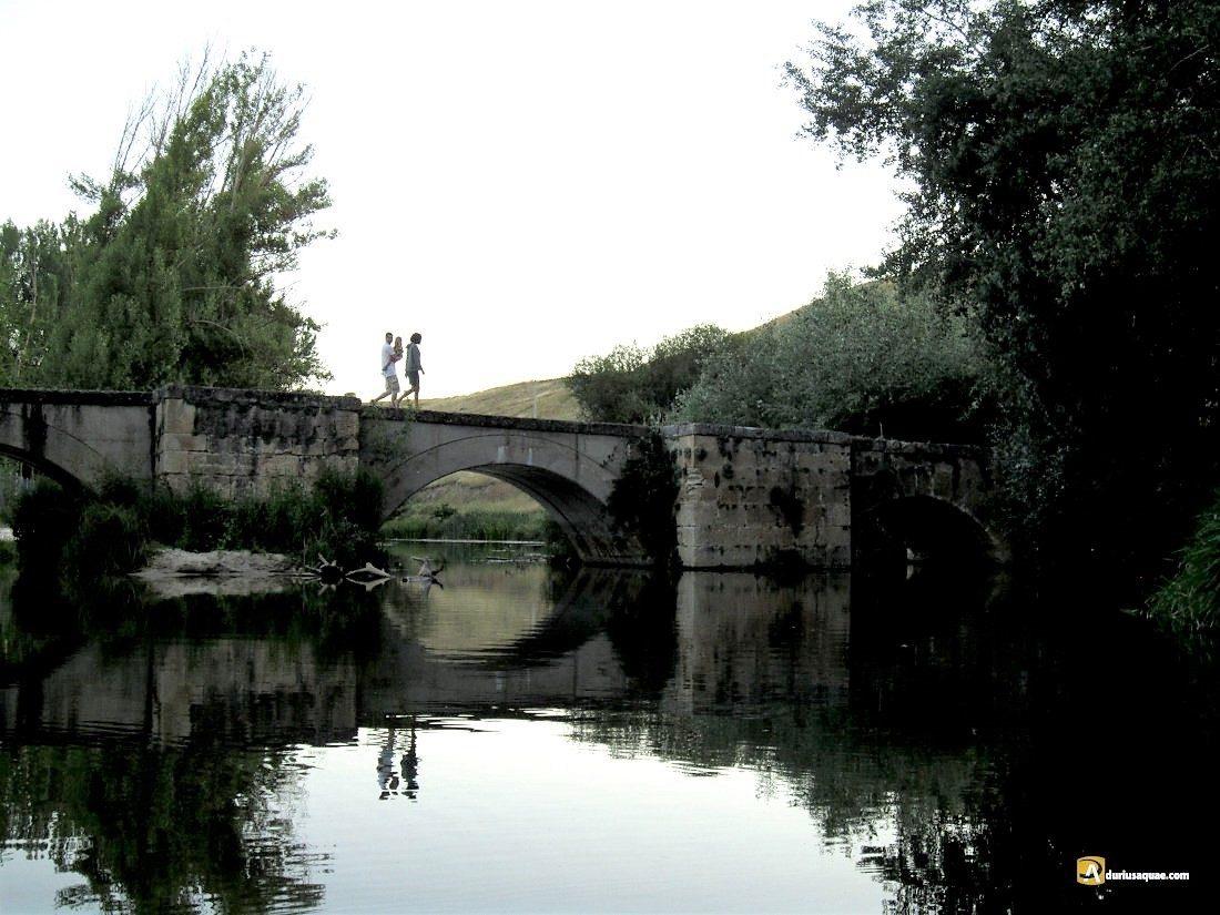 Durius Aquae: San Miguel de Bernuy. Puente de Piedra