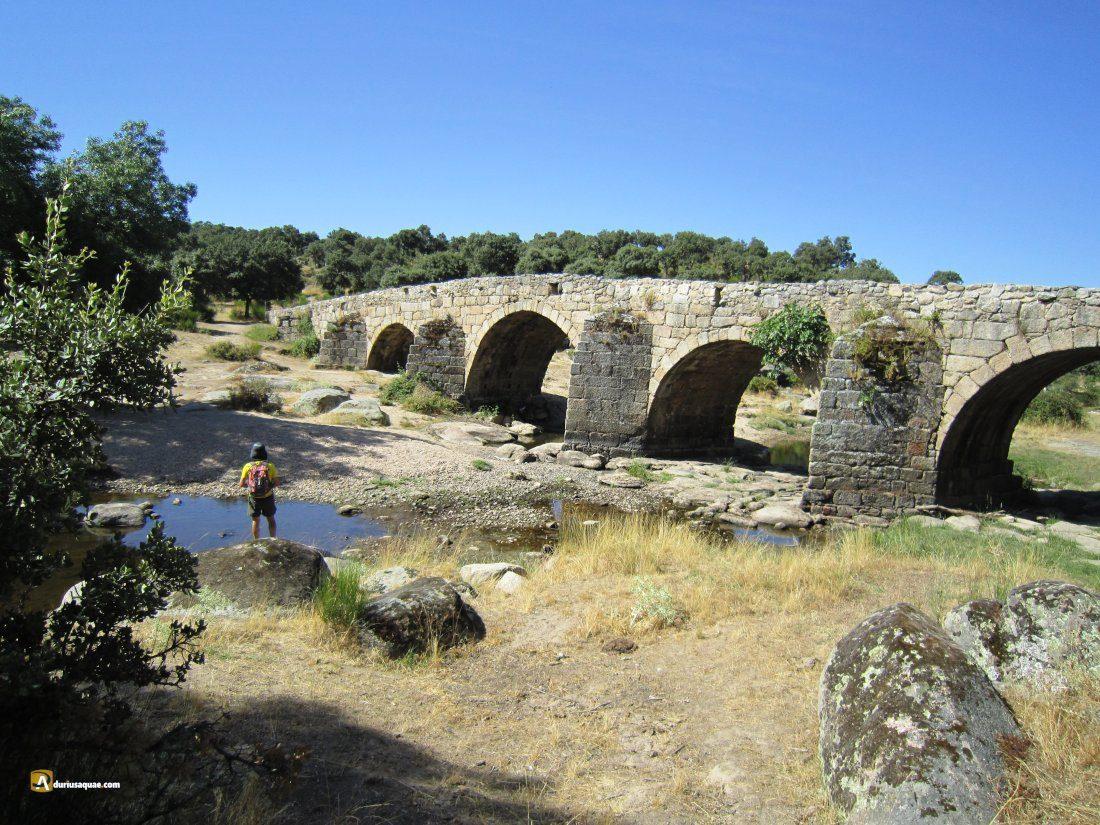 Durius Aquae: El Puente Mocho